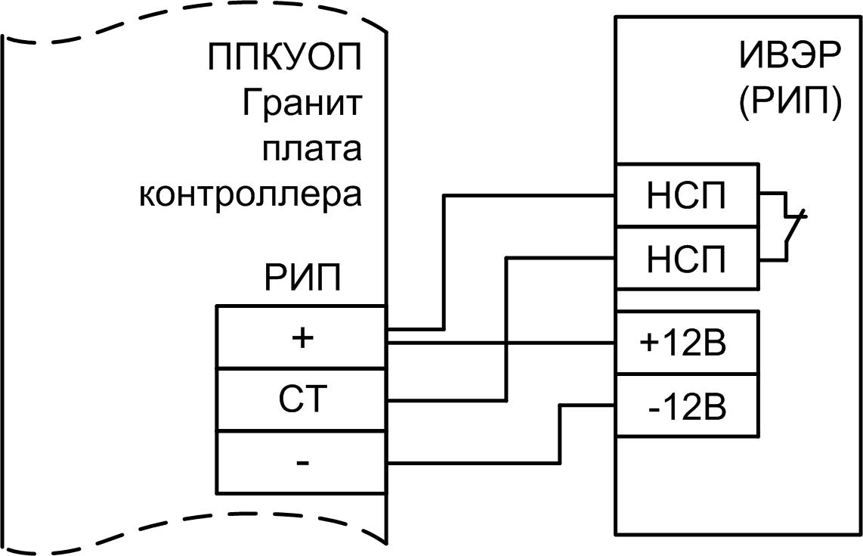 рк-202 устройство радиоканальное схема подключения